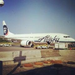 Photo taken at Bellingham International Airport (BLI) by Matt A. on 5/17/2012