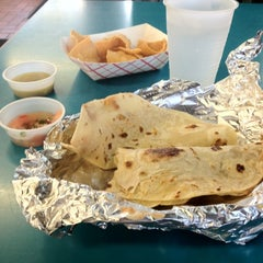 Photo taken at Taco Palenque by Champagne F. on 8/25/2012