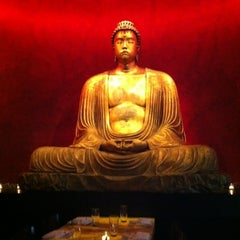 Photo taken at Buddakan by Todd B. on 4/5/2012