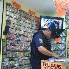 Photo taken at Plaza De La Tecnología by Hal G. on 6/20/2012