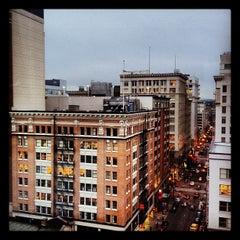 Photo taken at The Westin Portland by James K. on 3/17/2012