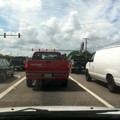 Photo taken at Anderson Rd & Waters Ave by Daniel M. on 7/25/2012