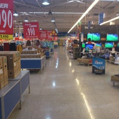 Photo taken at Hipermercado Lider by Hernan M. on 4/10/2012