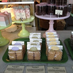 Photo taken at Miette Patisserie by Michelle on 2/12/2012