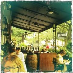 Photo taken at Belford's Savannah Seafood & Steaks by Steve W. on 5/29/2012