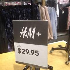 Photo taken at H&M by K N. on 3/10/2012