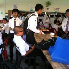 Photo taken at Canteen, Maktab Duli by naqib h. on 3/27/2012