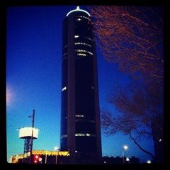 Photo taken at Kule Site by Mehmet Y. on 3/27/2012