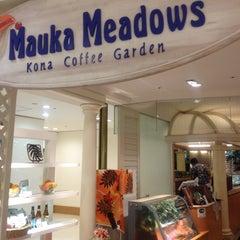 Photo taken at カフェ マウカメドウズ アトレ大井町店 by Shigezaru on 2/19/2012