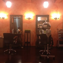 Photo taken at Serenity Salon by T J. on 3/6/2012