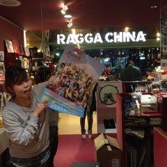 Photo taken at RAGGACHINA by Remy P. on 4/11/2012