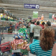 Photo taken at Hiper Bompreço by Junior S. on 3/8/2012