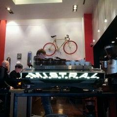Photo taken at Caffènation by Yong-Gu B. on 6/4/2012