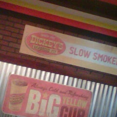 Photo taken at Dickey's BBQ by Rich L. on 4/5/2012