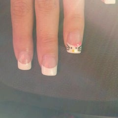 Photo taken at Attractive Nails & Spa by Alexandria B. on 5/27/2012