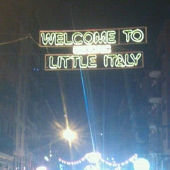 Photo taken at Little Italy by Shell C. on 6/12/2012