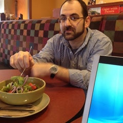 Photo taken at Panera Bread by Rae K. on 12/1/2012