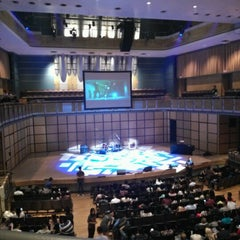 Photo taken at Toronto Centre for the Arts by Cindy C. on 9/15/2012