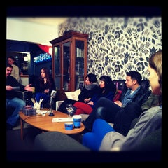 Photo taken at Blogger's Base by GriZine on 2/15/2012
