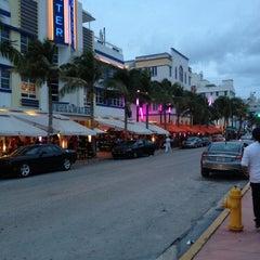 Photo taken at Ocean Drive by Blondi on 11/30/2012