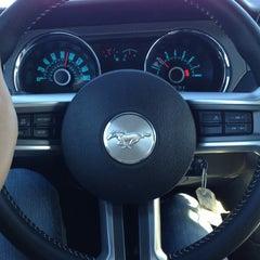 Photo taken at Thrifty Car Rental by Blondi on 12/25/2012