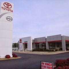 Photo taken at Pat Lobb Toyota of Longview by Pat Lobb Toyota of Longview on 3/23/2015