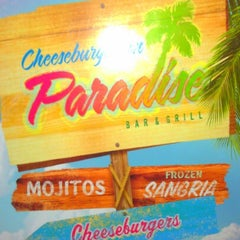 Photo taken at Cheeseburger in Paradise - Secaucus by Bradly on 9/14/2012