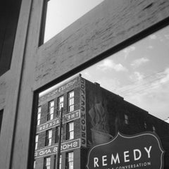 Photo taken at Remedy Coffee by Remedy Coffee on 12/10/2014