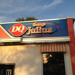 Photo taken at Dairy Queen/Orange Julius Clearwater by John C. on 3/30/2013