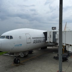 Photo taken at Scandinavian Airlines (SAS) Lounge by Byounghak C. on 9/5/2015