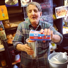 Photo taken at Ray's Candy Store by gabi p. on 5/14/2013