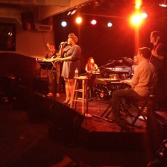 Photo taken at Club Cafe by JAZZSPACE on 5/26/2013