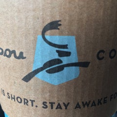 Photo taken at Caribou Coffee by Omar R. on 4/7/2016