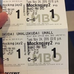 Photo taken at MBO Cinemas by Syaz R. on 11/24/2015