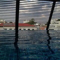 Photo taken at Sunshine Hotel & Residences by Mikhail M. on 12/30/2012