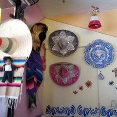 Photo taken at Rincón Poblano by Abhishek S. on 2/25/2013