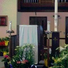 Photo taken at St. Matthew The Apostle  Church by David J. on 3/30/2013