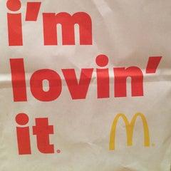 Photo taken at McDonald's by John M. on 2/7/2015