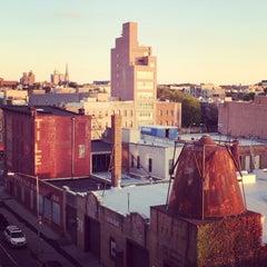 Photo taken at Union Hotel Brooklyn by Dominik R. on 10/17/2014