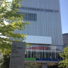 Photo taken at Wyly Theatre by Connor on 7/10/2013