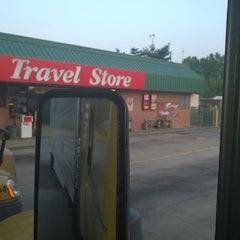 Photo taken at Petro Stopping Center by Steve P. on 8/3/2014