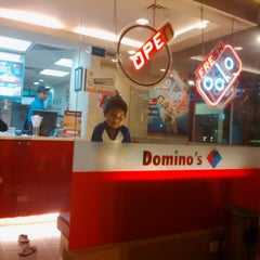 Photo taken at Domino's Pizza by Andhi Tri S. on 12/27/2013