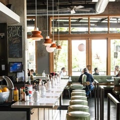 Photo taken at Skillet Diner - Capitol Hill by Skillet Diner - Capitol Hill on 7/22/2014
