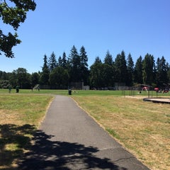 Photo taken at Lakeridge Junior High School by Wilo D. on 7/26/2014