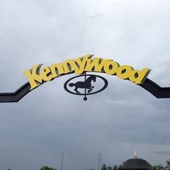 Photo taken at Kennywood Park by M S. on 6/28/2013