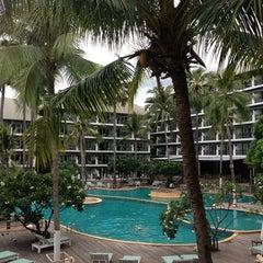 Photo taken at Pattawia Resort and Spa by NUGAMKA on 5/31/2013