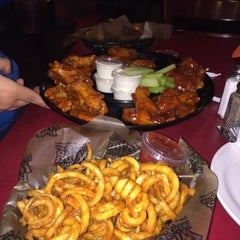 Photo taken at Buffalo Wing Factory by Martin P. on 4/1/2015