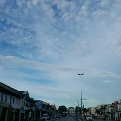 Photo taken at Kuching by äввïé . on 4/26/2015