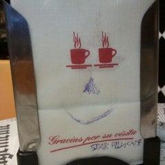 Photo taken at Café Film Star by Jose Antonio L. on 12/11/2013