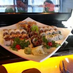 Photo taken at Big Tuna Sushi Restaurant by Zaydz on 1/18/2013